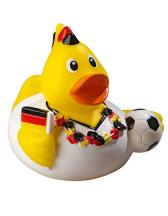 Squeaky Duck Soccer Fan