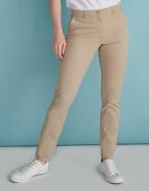 Ladies` Stretch Chino