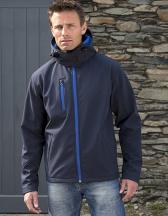 Men`s TX Performance Hooded Soft Jacket