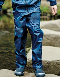 Kids` Pro Stormbreak Waterproof Overtrousers