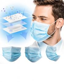 Disposable Face Mask (Pack of 50)