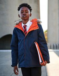 Kids Cadet Insulated Parka