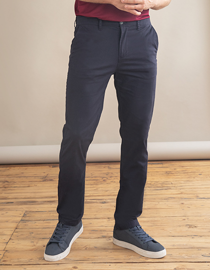 Men's Stretch Chino with Flex Waistband
